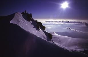 Foredrag om Mont Blanc