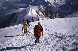Nyheder om Mont Blanc